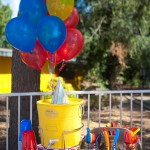 Train Town Birthday Party - A Little Savvy Event